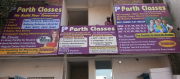 About Parth Classes